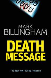 Death Message (Tom Thorne #7) by Mark Billingham image