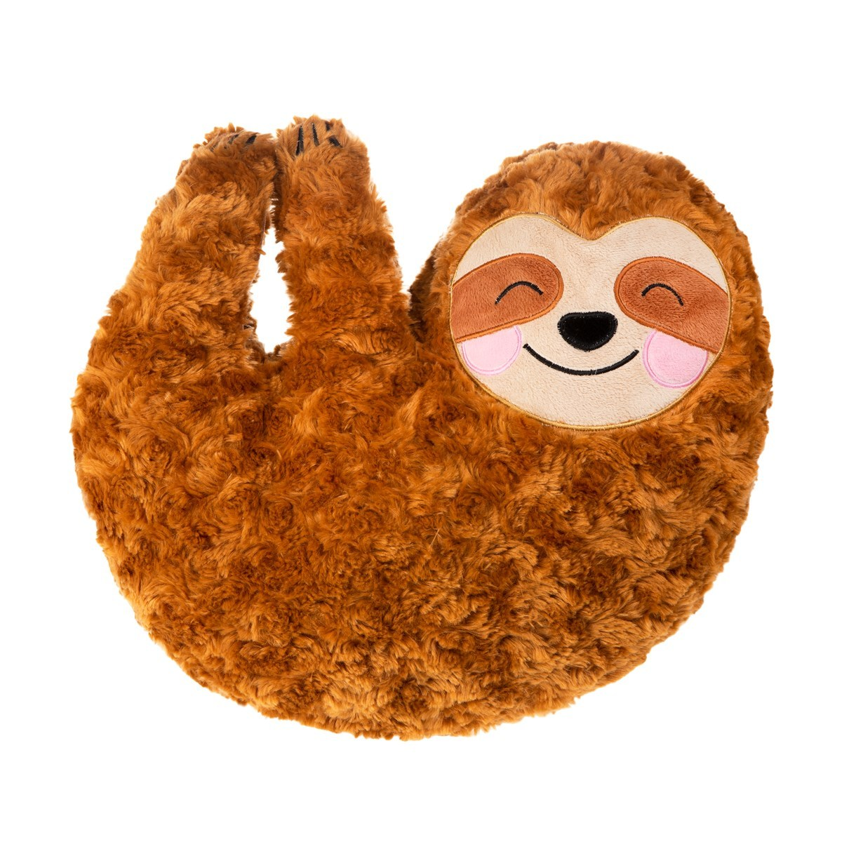 Happy Sloth Cuddle Time Cushion image