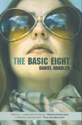 The Basic Eight by Daniel Handler image