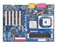 Albatron Motherboard PX865PE LITE PRO P4 SATA+LAN image