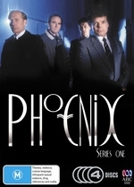 Phoenix - Series 1 (4 Disc Set)  on DVD