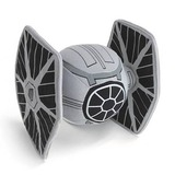 Star Wars Plush Vehicle 17cm - TIE Fighter