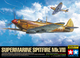 Tamiya Supermarine Spitfire Mk.VIII 1/32 Model Kit