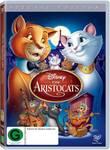 The Aristocats on DVD