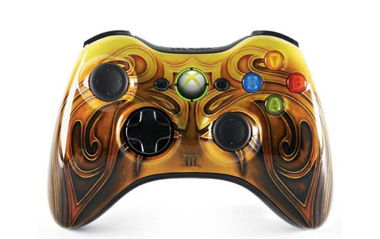 Fable III Wireless Controller Limited Edition for Xbox 360
