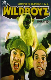 Wildboyz - Complete Seasons 3 And 4 (3 Disc Set) on DVD