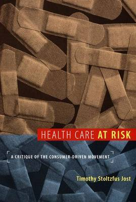 Health Care at Risk by Timothy Jost image