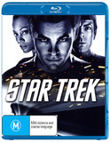 Star Trek XI on Blu-ray