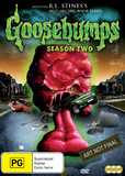 Goosebumps - Season 2 on DVD