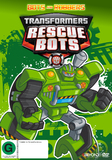 Transformers Rescue Bots: Bots and Robbers DVD