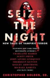 Seize the Night by Kelley Armstrong