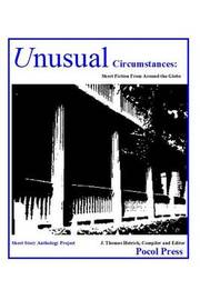 Unusual Circumstances by J.Thomas Hetrick