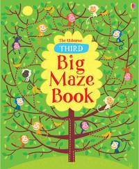 Third Big Maze Book by Kirsteen Robson