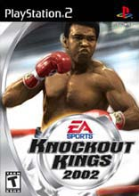 Knockout Kings 2002 for PS2