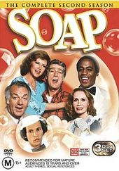 Soap - Complete Season Two (3 Disc Set) on DVD