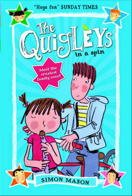 The Quigleys in a Spin by Simon Mason image