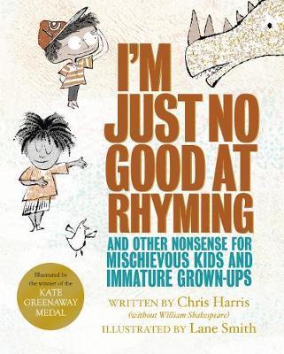 I'm Just No Good At Rhyming by Chris Harris image