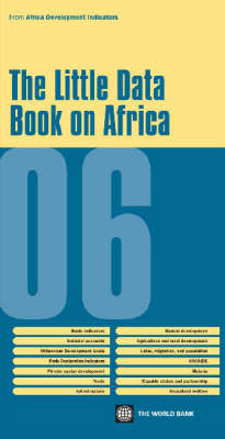 The Little Data Book on Africa 2006 image
