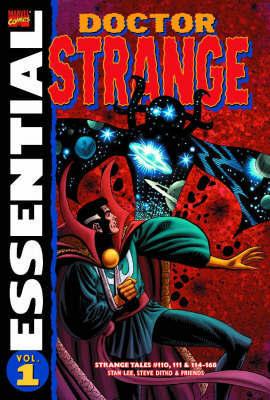 Essential Doctor Strange Vol.1 image