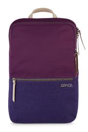 """STM Grace Backpack for 15"""" - Dark Purple"""
