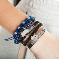 Harry Potter: Ravenclaw (Series #2) - Arm Party Bracelet Set