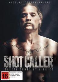 Shot Caller on DVD
