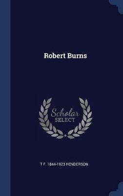 Robert Burns by T F 1844-1923 Henderson image