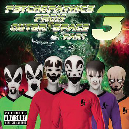 Psychopathics From Outer Space Part 3 by Various image