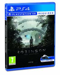 Robinson the Journey VR for PS4