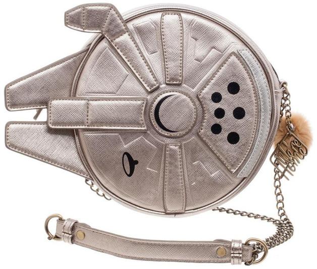 Star Wars Crossbody Handbag - Millenium Falcon