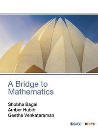 A Bridge to Mathematics by Geetha Venkataraman