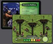 Battleground: Dwarves Reinforcements Deck