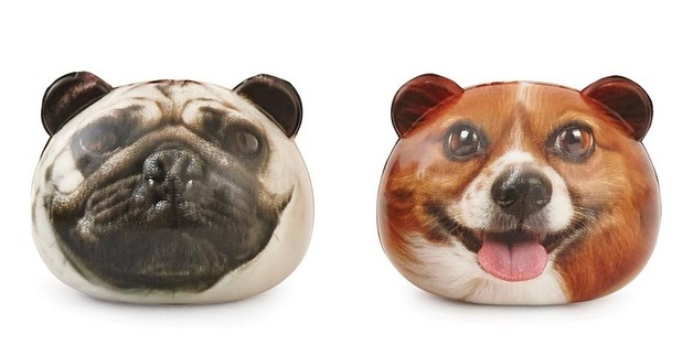Kikkerland: Feeling Ruff? - Dog Stress Ball (Assorted Designs)