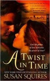 A Twist in Time by Susan Squires image
