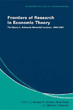 Frontiers of Research in Economic Theory