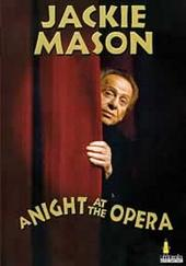 Jackie Mason - A Night At The Opera on DVD