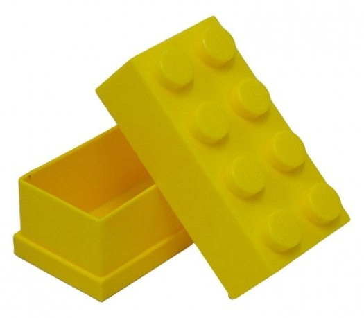 LEGO: Mini Box 8 - Yellow