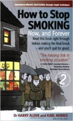 How To Stop Smoking 2nd Edition by Harry Alder image