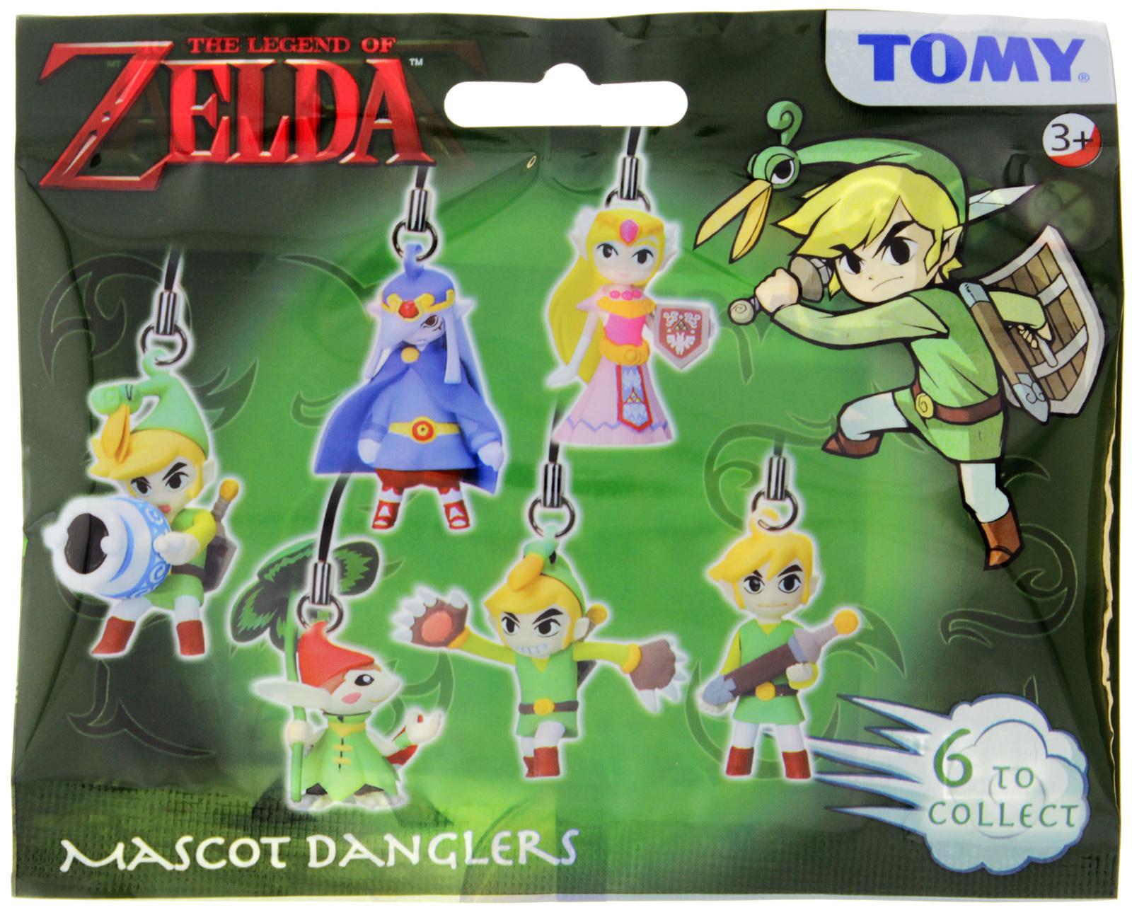 Nintendo: Zelda Figure Mascot Dangler - Blind Bag image