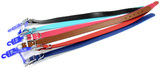 Genuine Leather Dog Collar 65cm - Assorted Colours