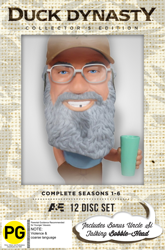 Duck Dynasty - The Complete Seasons 1-6 Collector's Edition on DVD image