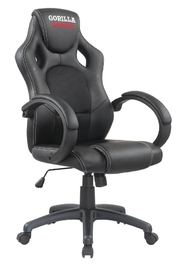 Gorilla Gaming Chair - Black for