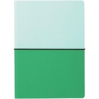HiBi Notebook - A5 Green