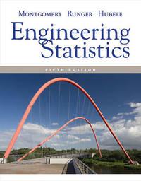 Engineering Statistics by Douglas C. Montgomery