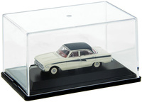 Road Ragers: Ford 1960 XK Sedan - White/Grey (1:87 Scale)