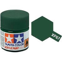 Tamiya Acrylic: NATO Green (XF67)