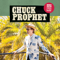 Bobby Fuller Died For Your Sins (LP) by Chuck Prophet image