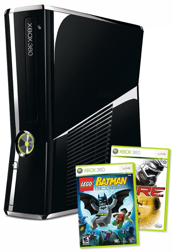 Xbox 360 Slim Console - 250GB for Xbox 360 image
