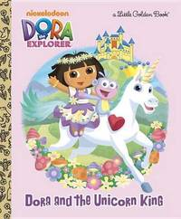 Dora and the Unicorn King by Molly Reisner