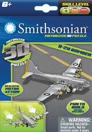 Smithsonian: Flight Wind Up Puzzle - Assortment image